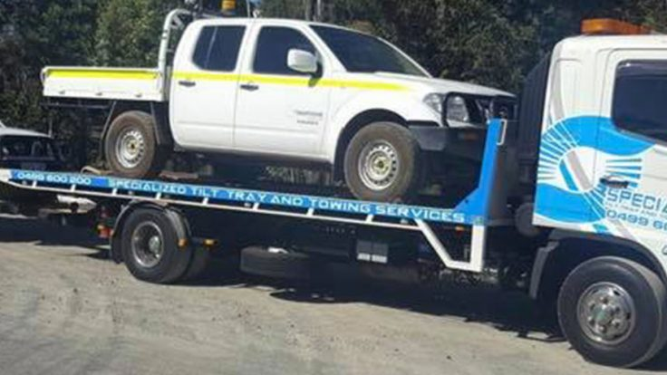 Accident Towing | Towing Services Perth | Tilt Tray Perth